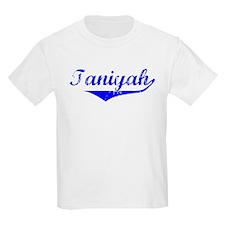 Taniyah Vintage (Blue) T-Shirt