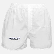 Aerobatics First Boxer Shorts