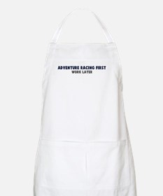 Adventure Racing First BBQ Apron