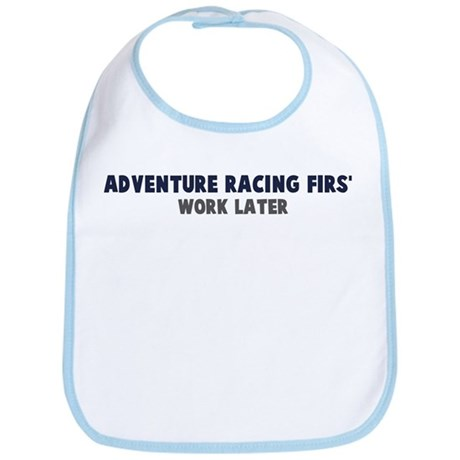 Adventure Racing First Bib