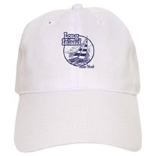 Long island New York Baseball Cap