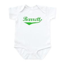 Barrett Vintage (Green) Infant Bodysuit