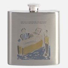 Unique Office Flask