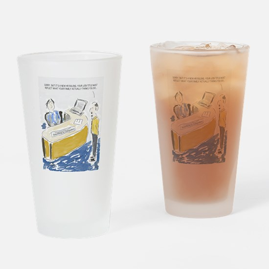 Unique Technology Drinking Glass