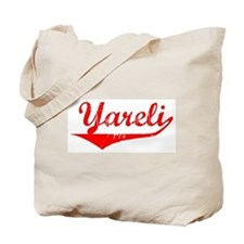 Yareli Vintage (Red) Tote Bag