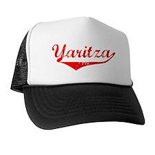 Yaritza Vintage (Red) Trucker Hat