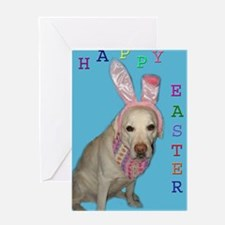 Happy Easter Blank Greeting Cards