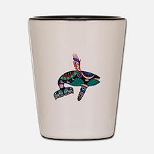 TRIBUTE Shot Glass