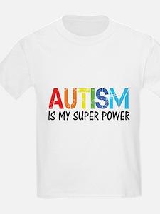 AutismSuperPower T-Shirt