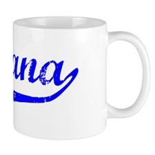Tatyana Vintage (Blue) Mug