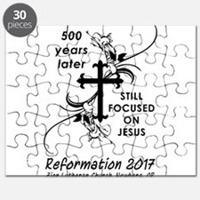 Cute Lutheran Puzzle