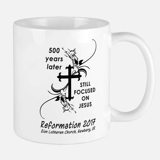 Funny Reformation Mug