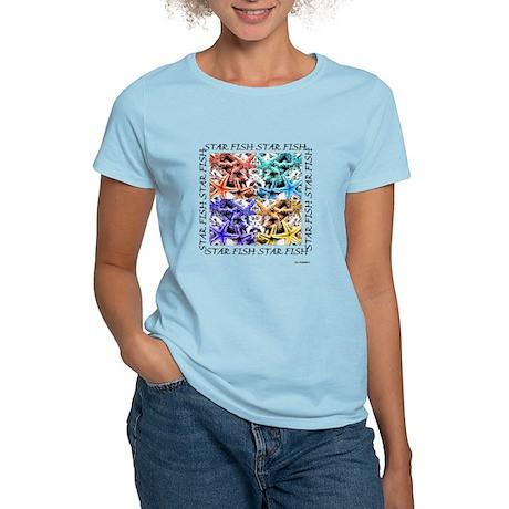 OCEAN INSPIRED Women's Light T-Shirt