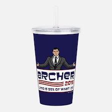 Archer 2016 Acrylic Double-wall Tumbler