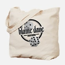 Cute Dice Tote Bag