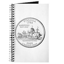 Virginia State Quarter Journal