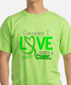 Lyme Disease Needs a Cure 2 T-Shirt