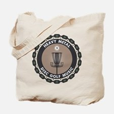 Disc Golf Chains Tote Bag