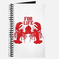 Lobsters Mate For Life Journal