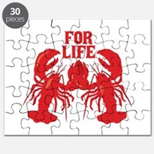 Lobsters Mate For Life Puzzle