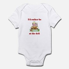 The Deli Infant Bodysuit
