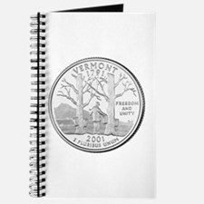 Vermont State Quarter Journal