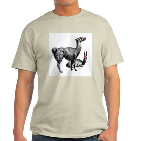 llamas Light T-Shirt