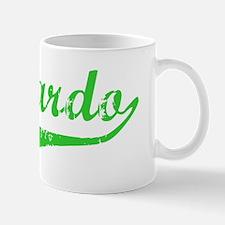 Bernardo Vintage (Green) Mug