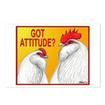 Got Attitude? Postcards (Package of 8)