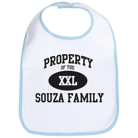 Property of Souza Family Bib