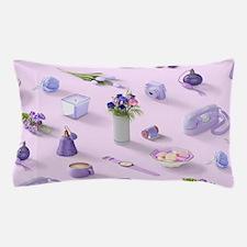Girl's Purple Dream Pillow Case