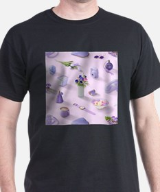 Girl's Purple Dream T-Shirt