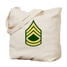 Sergeant First Class<BR> Tote Bag