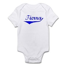 Tierra Vintage (Blue) Infant Bodysuit