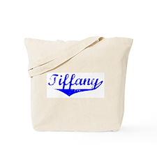 Tiffany Vintage (Blue) Tote Bag