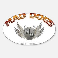 Mad Dogs - The Joe Cocker Experience Decal