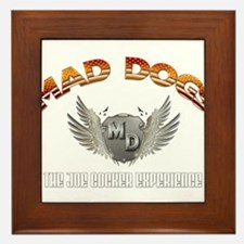 Mad Dogs - The Joe Cocker Experience Framed Tile