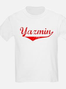 Yazmin Vintage (Red) T-Shirt