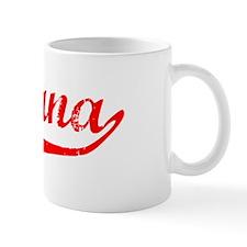 Yuliana Vintage (Red) Coffee Mug