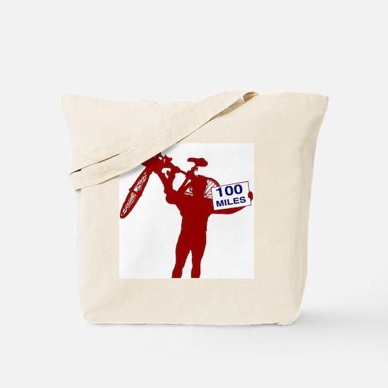 Cool 100 miles Tote Bag
