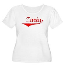Zaria Vintage (Red) T-Shirt