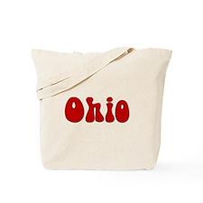 Hippie Ohio Tote Bag