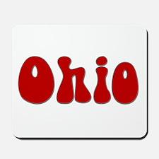 Hippie Ohio Mousepad