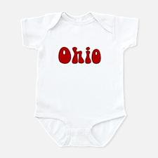 Hippie Ohio Infant Bodysuit