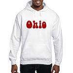 Hippie Ohio Hooded Sweatshirt