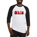 Hippie Ohio Baseball Jersey