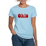 Hippie Ohio Women's Light T-Shirt