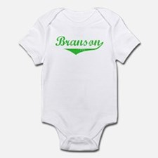 Branson Vintage (Green) Infant Bodysuit