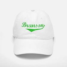 Branson Vintage (Green) Baseball Baseball Cap