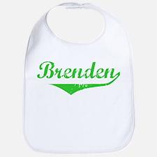 Brenden Vintage (Green) Bib
